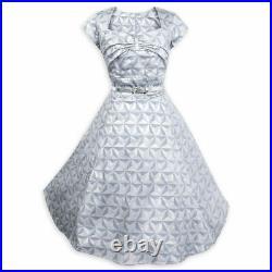 New Disney Parks The Dress Shop Epcot Ball Spaceship Earth Women's Dress S