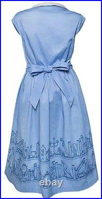 Nwt Disney Parks Belle Blue Beauty And The Beast The Dress Shop