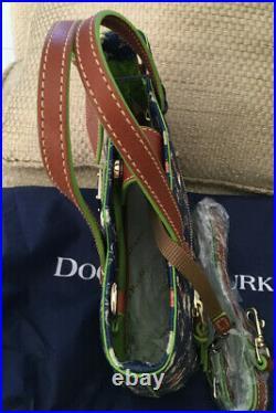 Nwt Dooney & Bourke Disney Parks Princess Tiana Crossbody Tote Dream Big Series