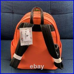 RARE NEW Loungefly Disney Parks Orange Bird Mini Backpack NWT HTF