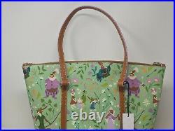 Robin Hood Dooney & Bourke Tote Bag Purse Handbag Disney Parks And