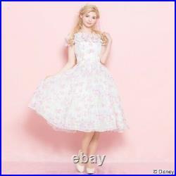 Secret Honey Park Date Dress Enchanted Giselle Disney Princess