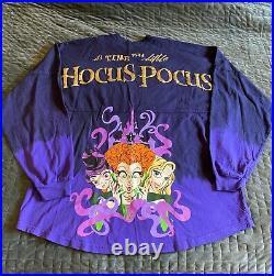 XXL New Disney Parks 2020 Halloween Hocus Pocus Spirit Jersey Size In Hand BNWT